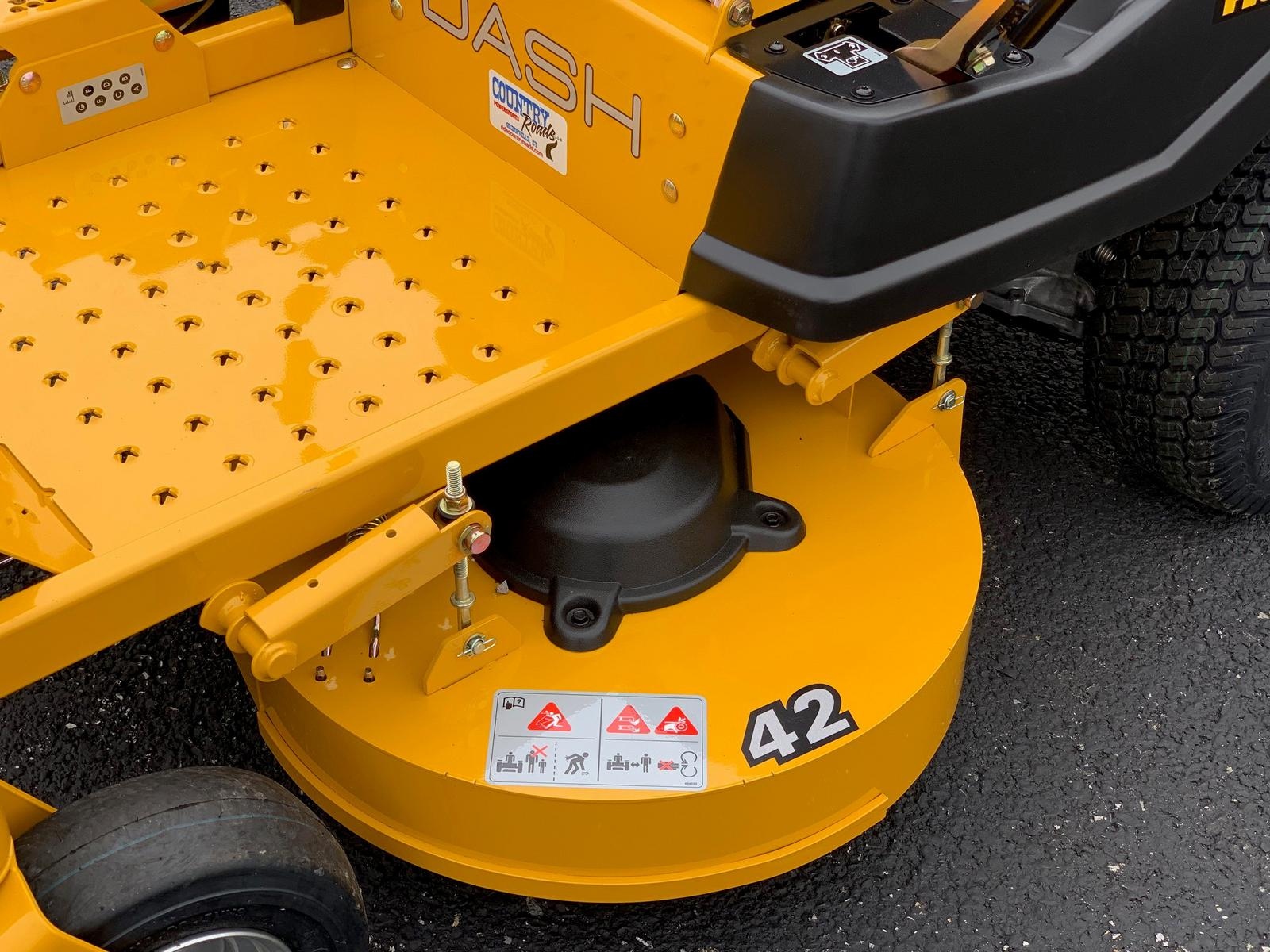 2019 Hustler Turf Equipment Dash 42 Zero Turn Mower $50/mo SALE