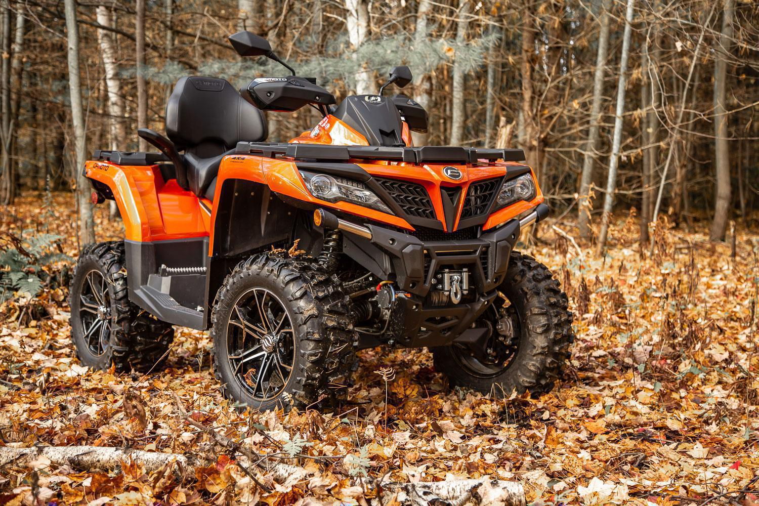 2019 CFMOTO CFORCE 800 XC 4X4 EPS ATV FREE 3YR WARRANTY!