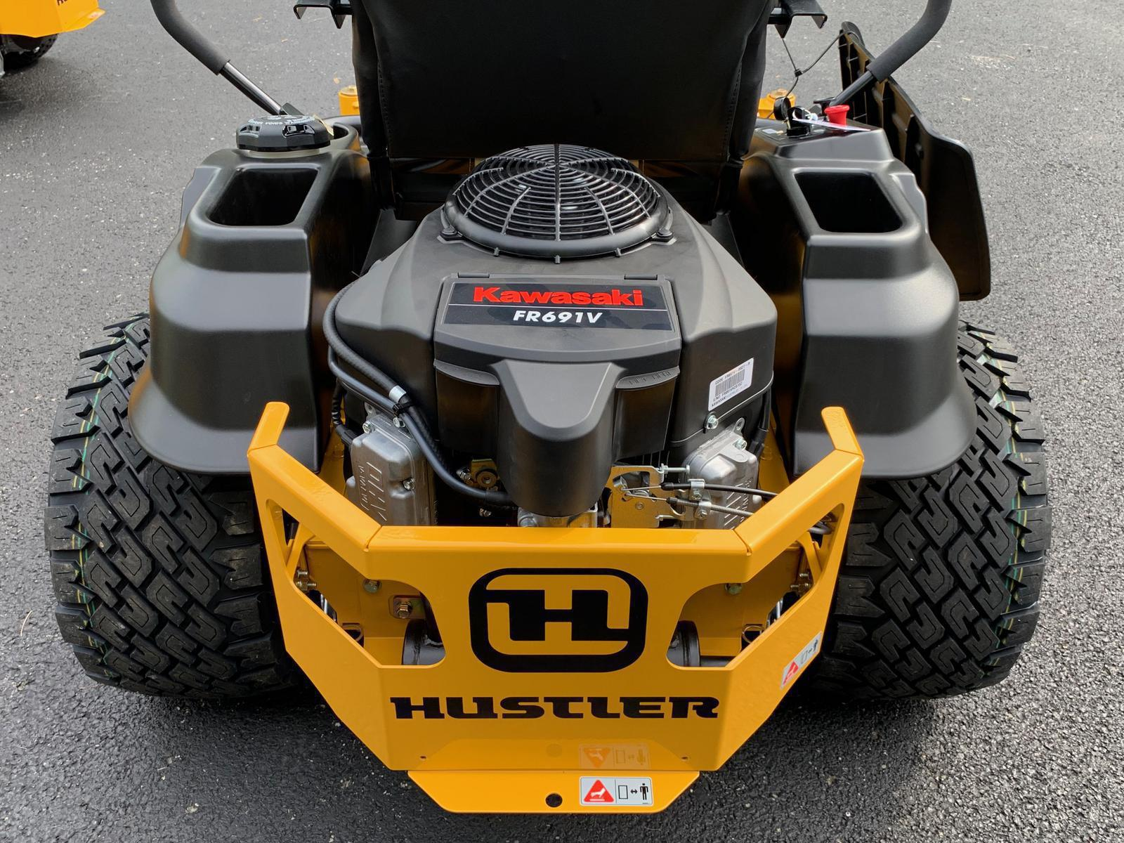 2019 Hustler Turf Equipment Raptor 60 SDX FR730 Zero Turn Mower REBATE SALE