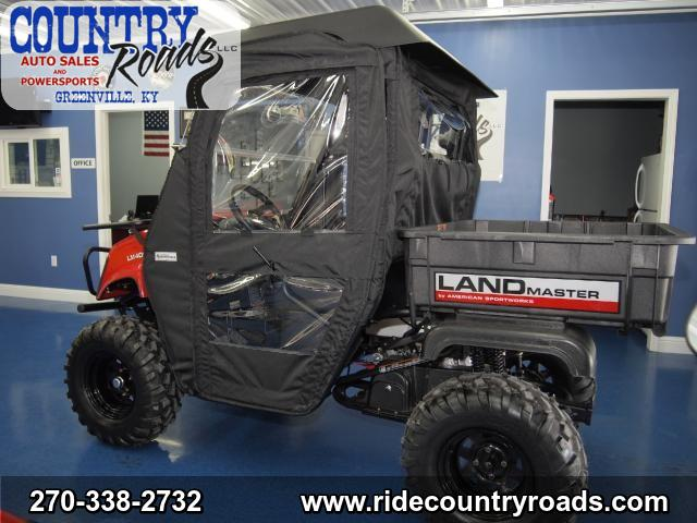 2016 Land Master Soft Side Enclosure for sale in Greenville, KY ...