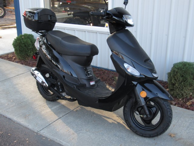 2018 Tao Motor Pony 50 49cc Scooter - CLEARANCE SALE