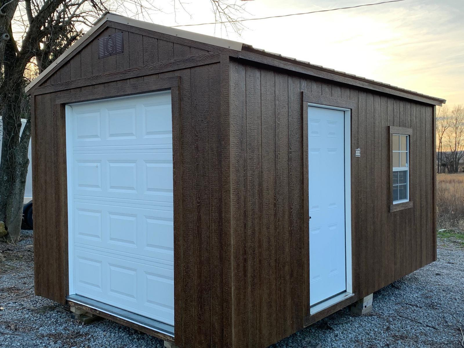 Express Storage Buildings Portable Garage - $118/Month SALE