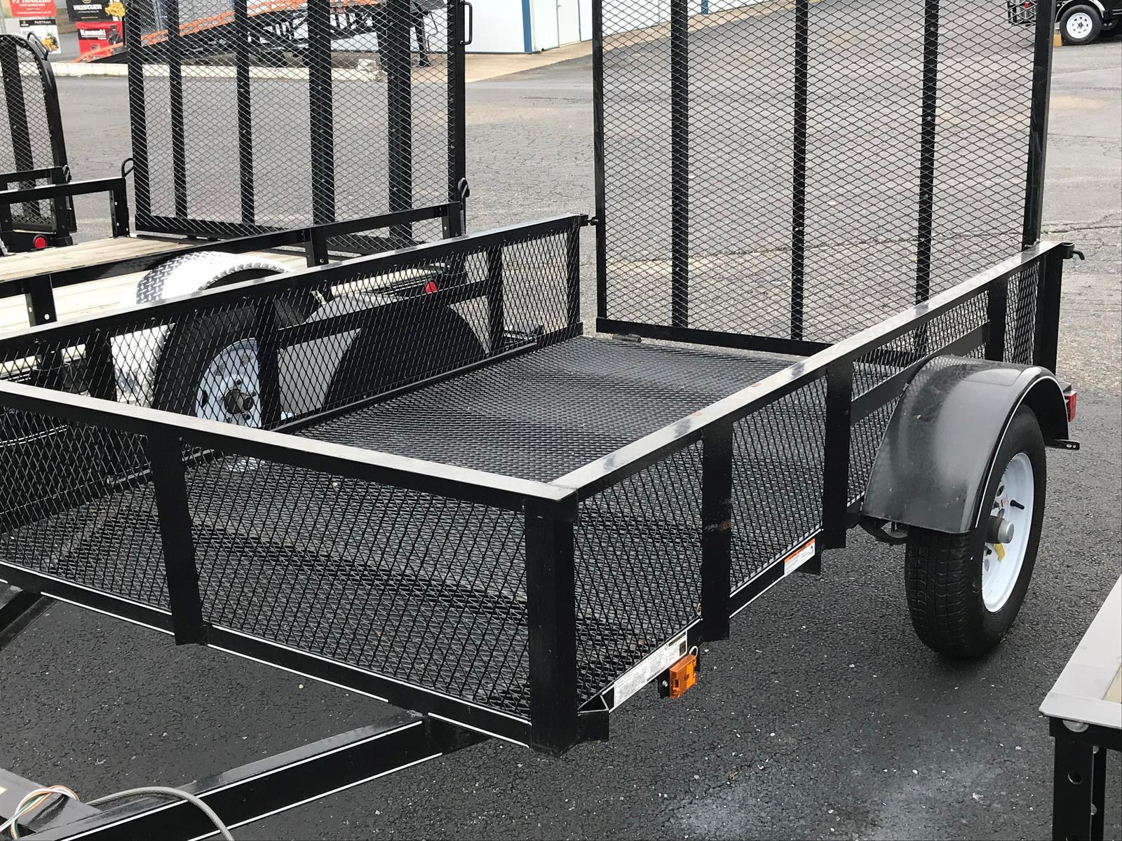 2017 Carry On 5 Ft X 8 Ft Wire Mesh Utility Trailer for sale in ...