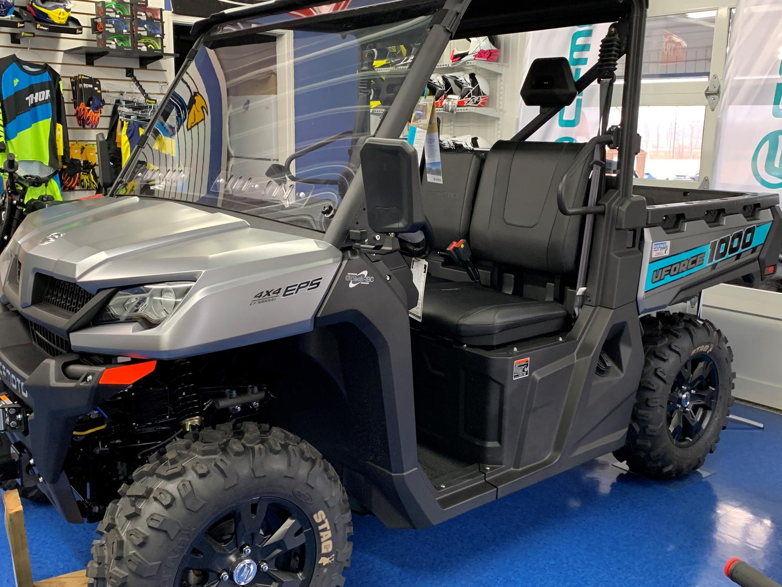Residential Lawn Mowers and Side x Side from CFMOTO Country