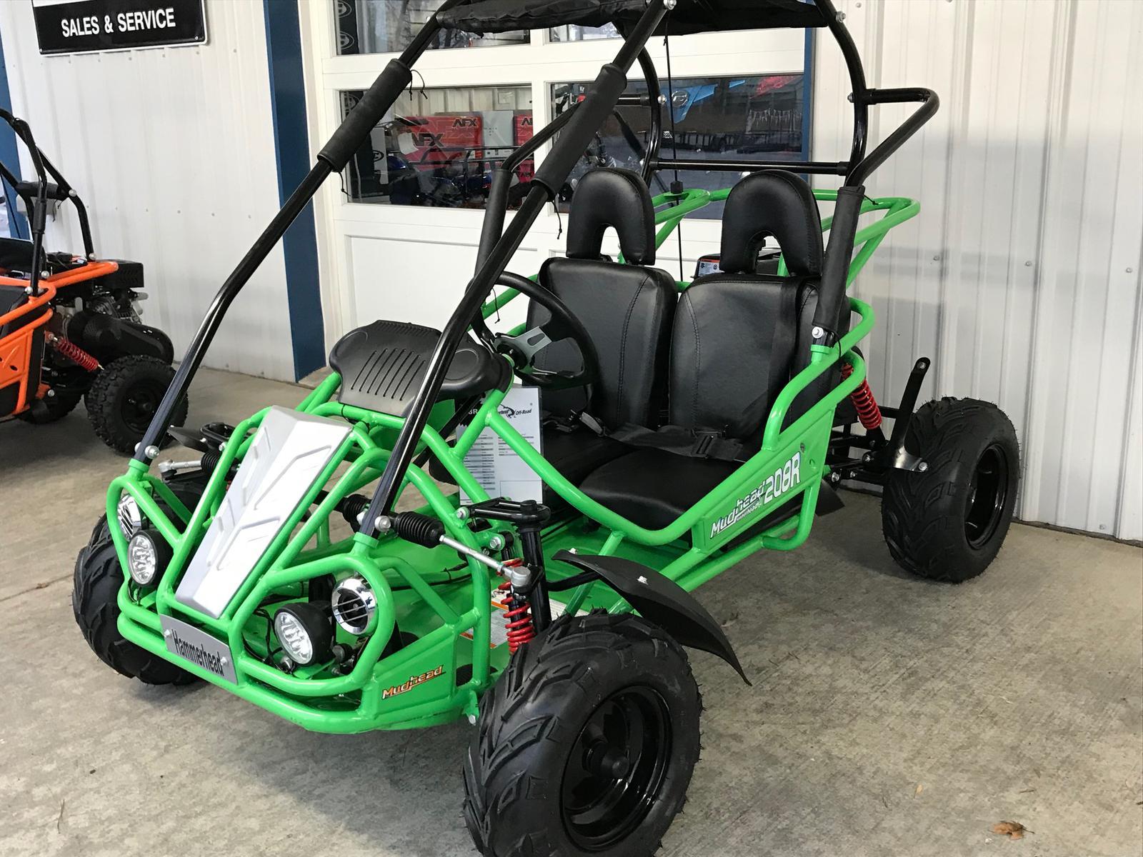 2019 Hammerhead Off-Road Mudhead 208R Mid Size Go-Kart SALE
