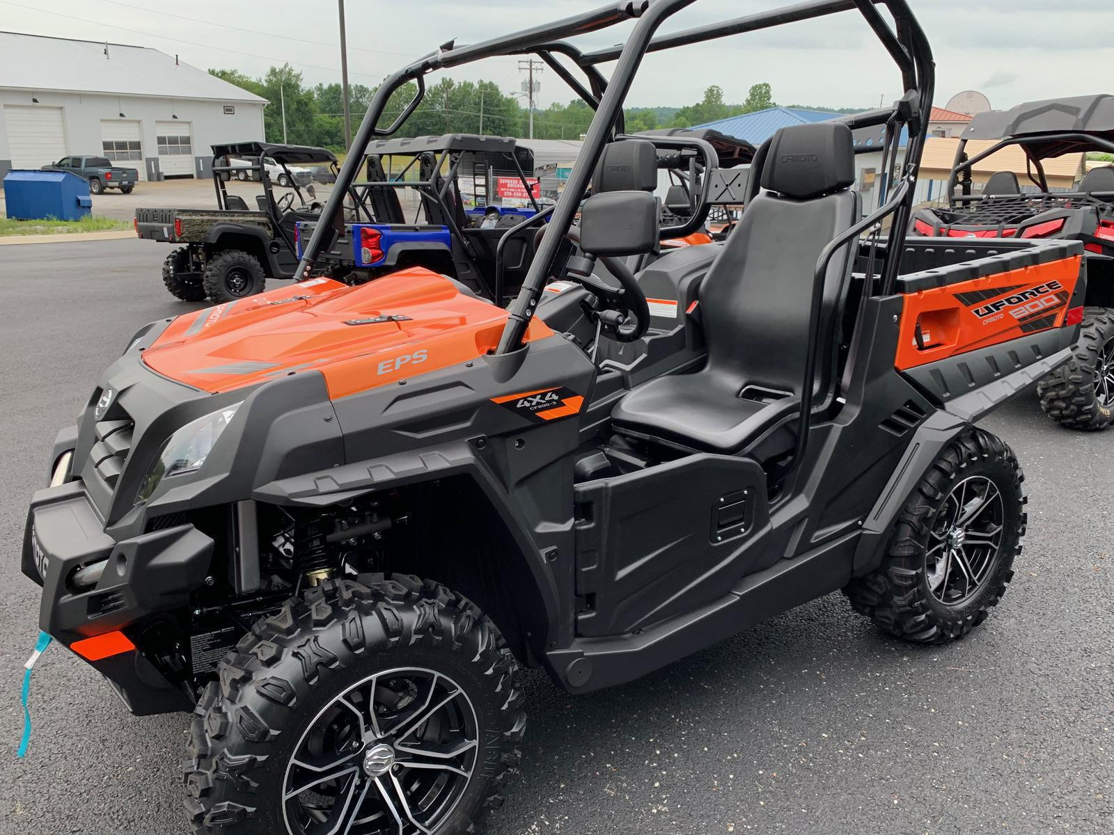 Side x Side from CFMOTO Country Roads Powersports Greenville