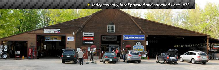 Independently, locally owned and operated since 1972.