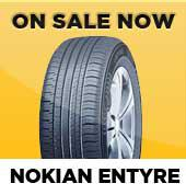 On Sale Now, Nokian Entyre.