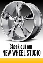 Check out our new wheel studio