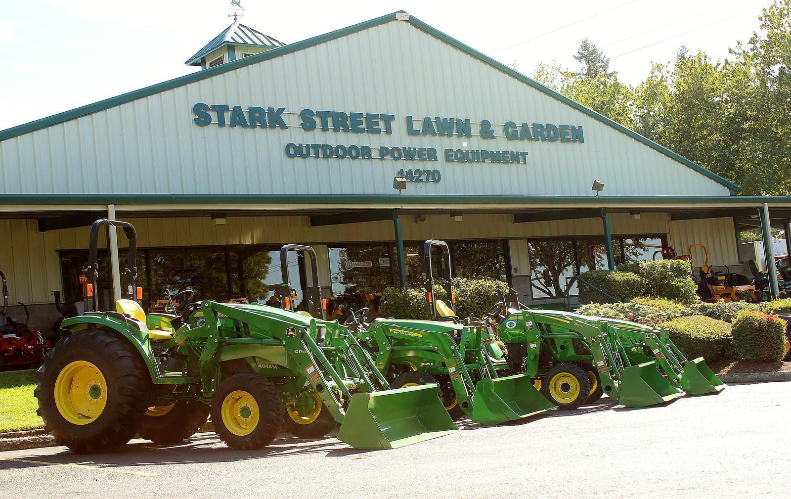 Sherwood Store Stark Street Lawn & Garden