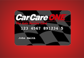 Car Care One Card