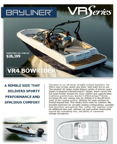 Inventory from Bayliner Bakker Marine Hawley, PA (570) 226-4445