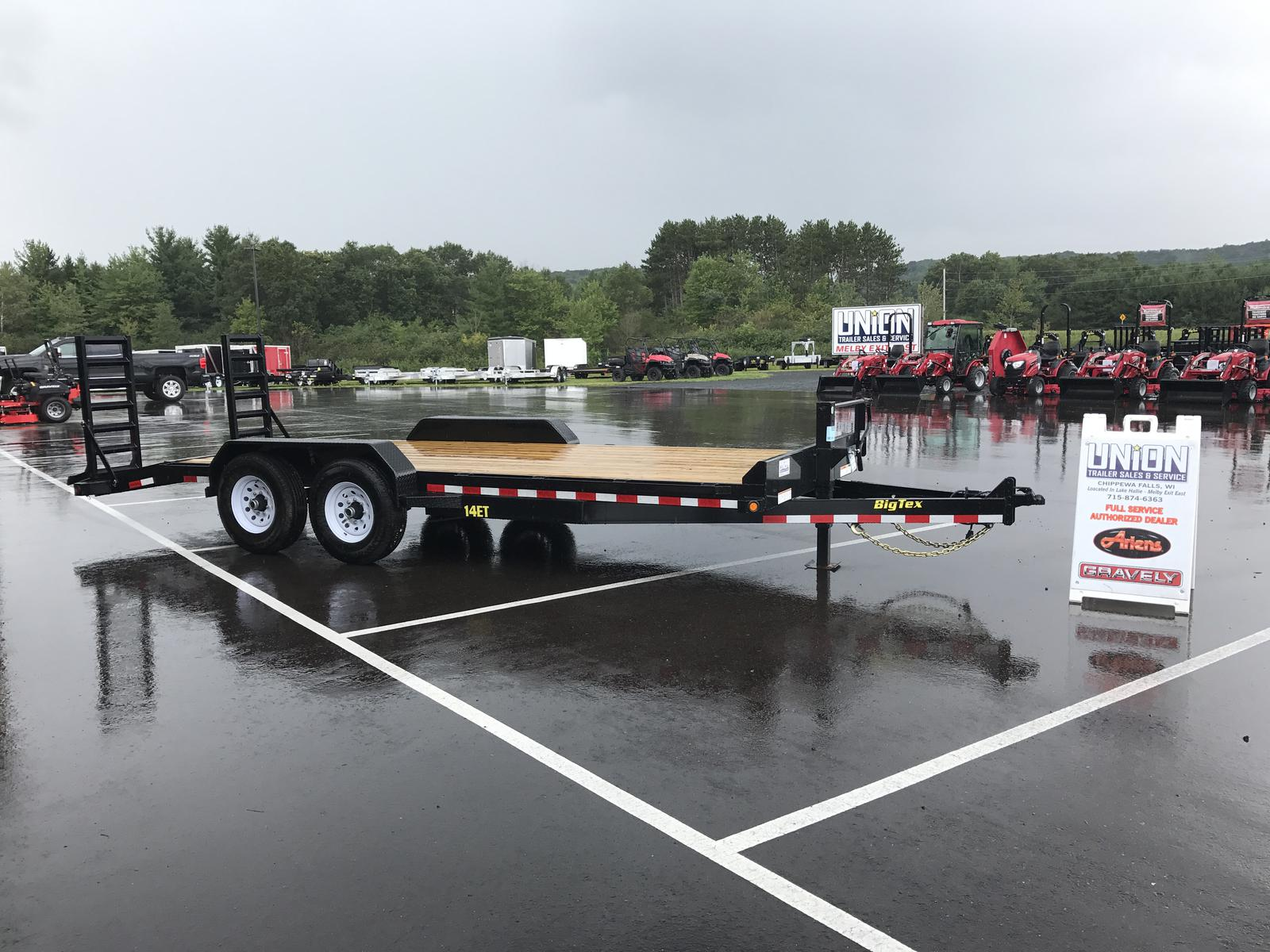 Inventory from Big Tex Trailers and BOB-CAT® Union Trailer