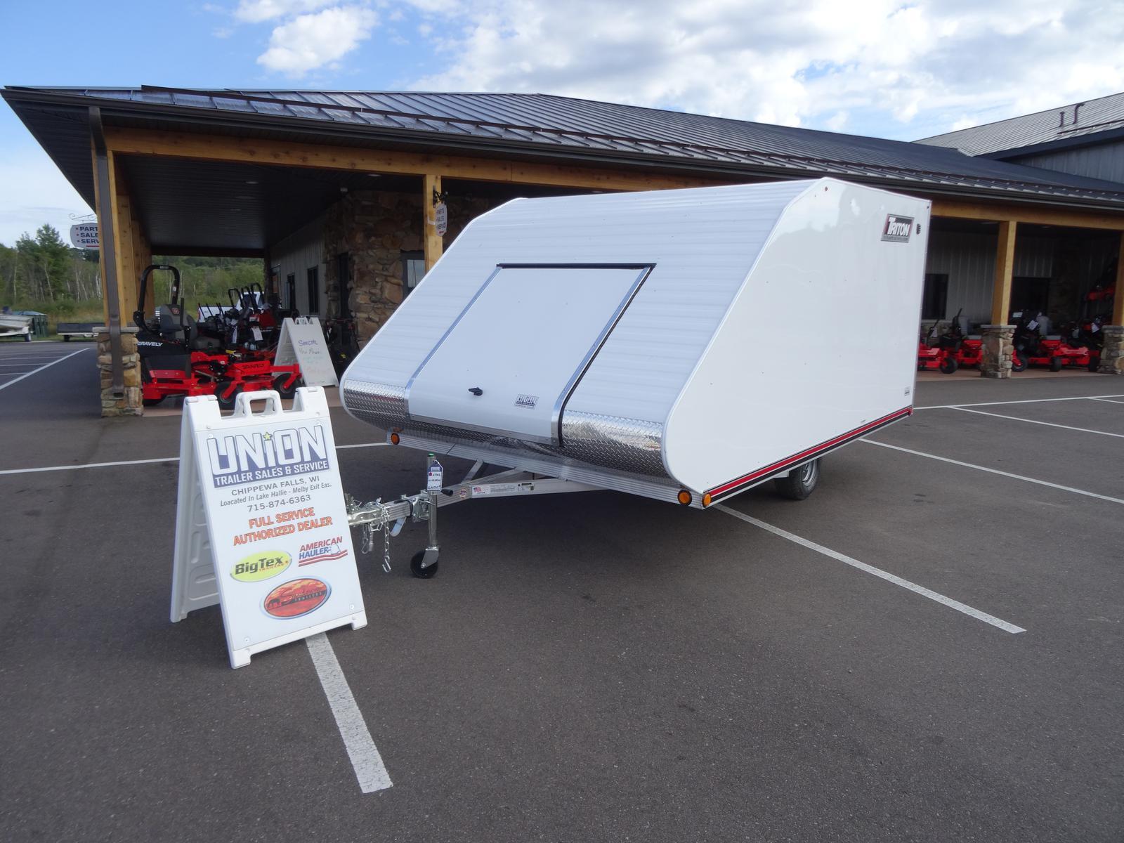 2019 Triton Tc128 2 Place Hybrid Snowmobile Trailer For Sale In Wiring Harness Dsc01924