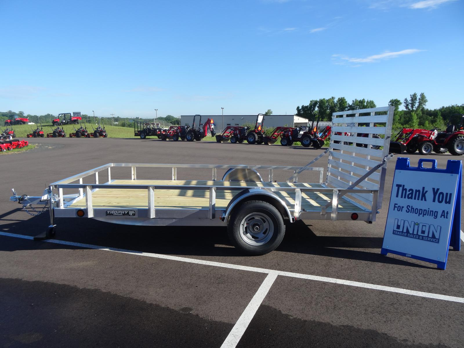 Inventory from Trophy Trailers Union Trailer & Power Equipment ...