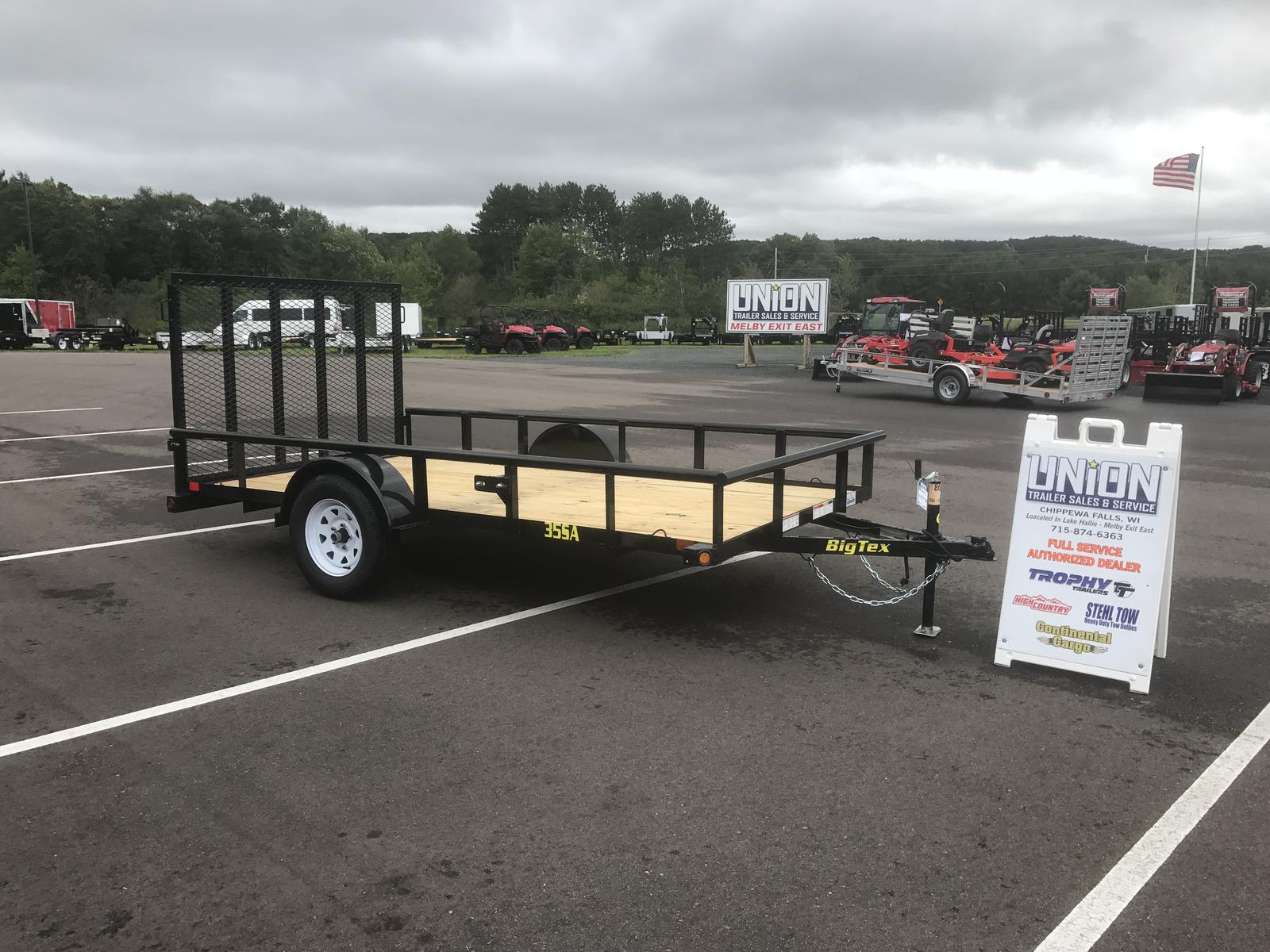 2018 Big Tex Trailers 35SA 83\