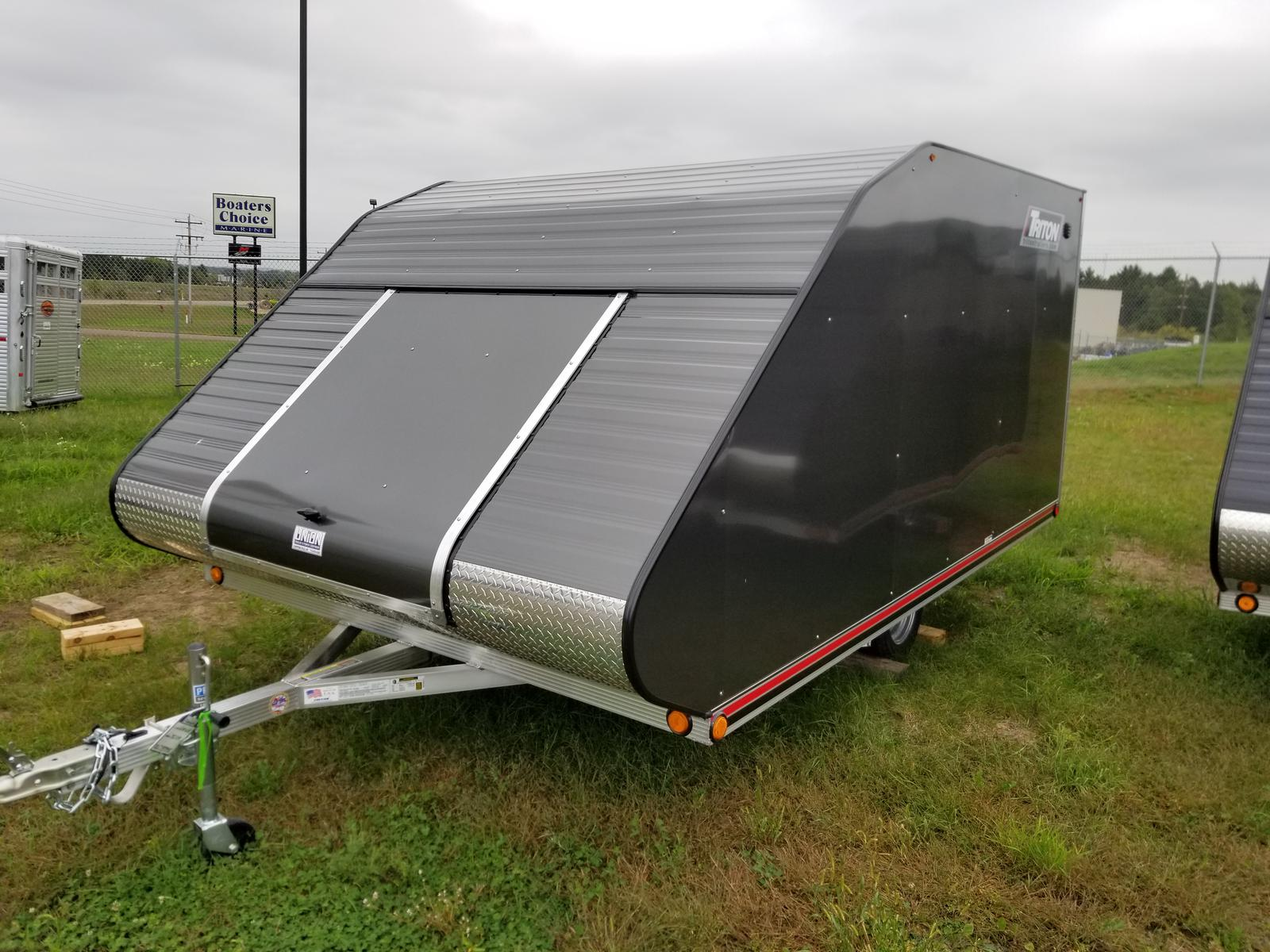 2019 Triton Tc128 2 Place Hybrid Snowmobile Trailer For Sale In Wiring Harness 20180918 172104