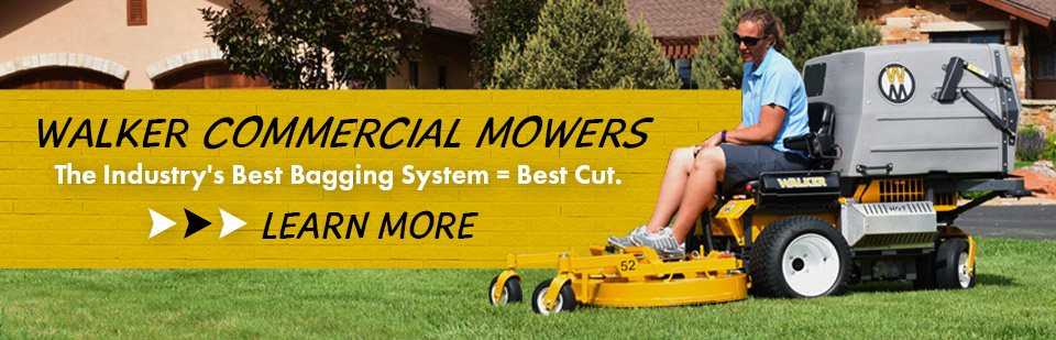 Walker Commercial Mowers