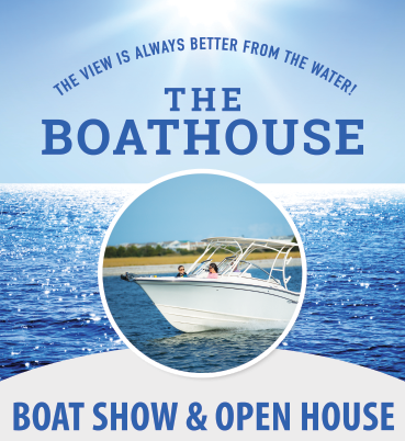The Boathouse Boat Show Top