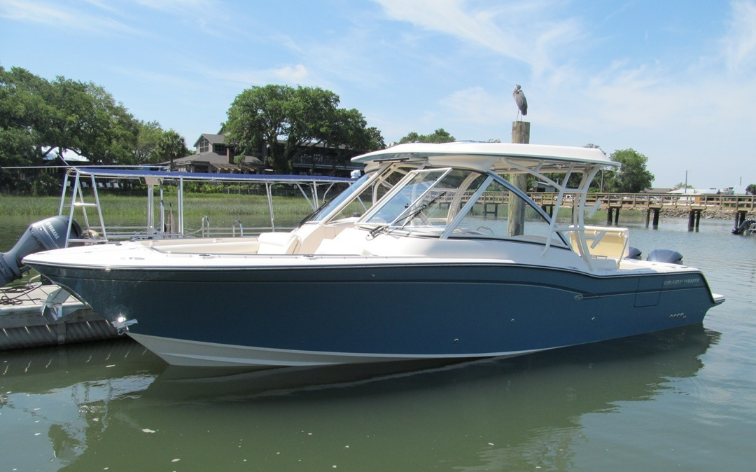 2018 Grady-White GW 325 Freedom w/ Helm Master for sale in HHI, SC