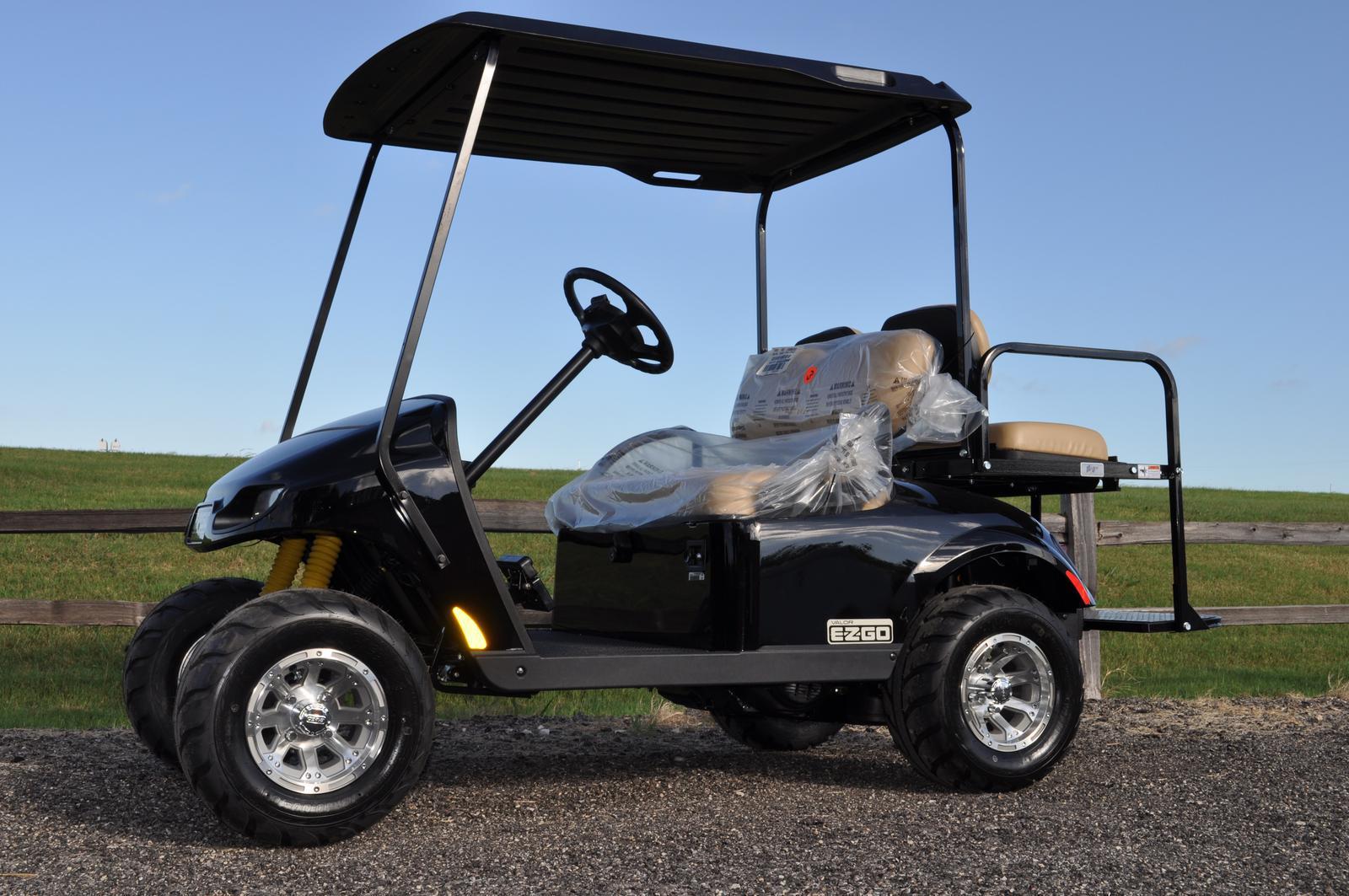 Penger Golf Cart E Z Go Freedom on