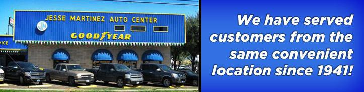 Jesse Martinez Auto Center