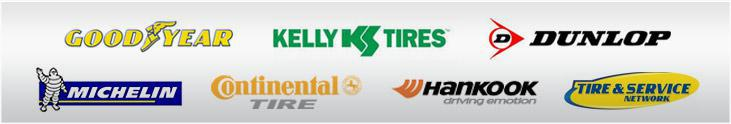 We are proud to offer products from Goodyear, Kelly, Dunlop, Michelin®, Continental, and Hankook. We are part of the Goodyear Tire & Service Network.