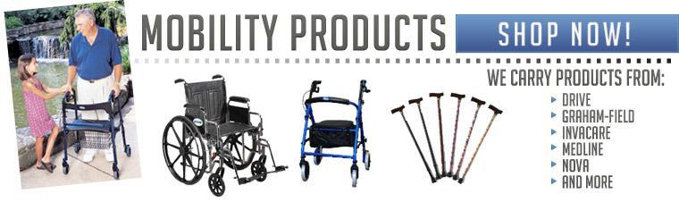 Click here to shop mobility products.