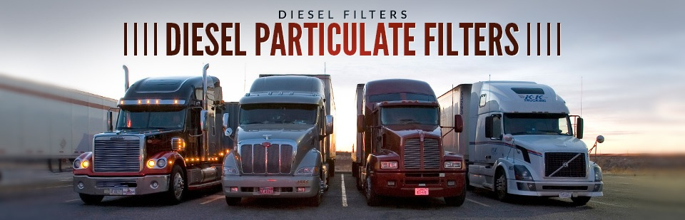 Diesel Particulate Filters: Click here for details.