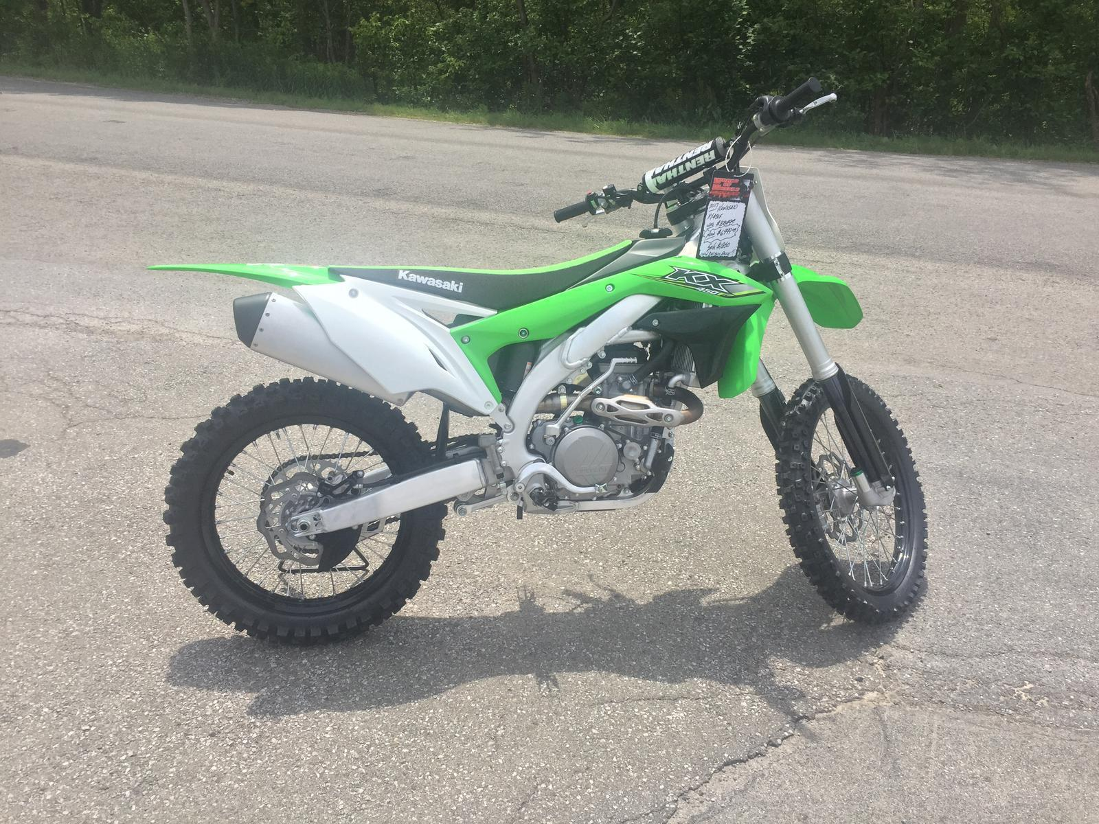 Dirt bikes for sale pittsburgh pa - 2017 Kx 450f Sale