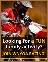 Looking for a fun family activity? Join Wnyoa Racing!