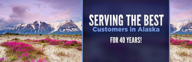 American Tire & Auto of Downtown Anchorage has been serving the best customers in Alaska for 40 years!