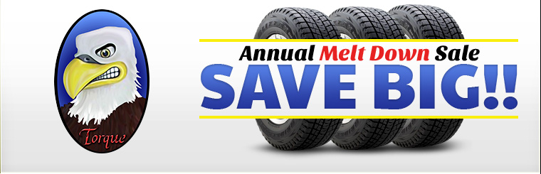 Annual Melt Down Sale: Click here to view our selection.