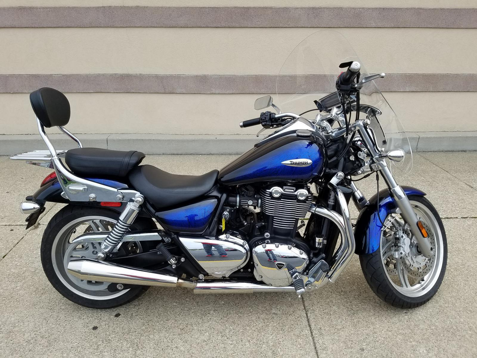 2013 Triumph Thunderbird Abs For Sale In Westerville Oh Pony
