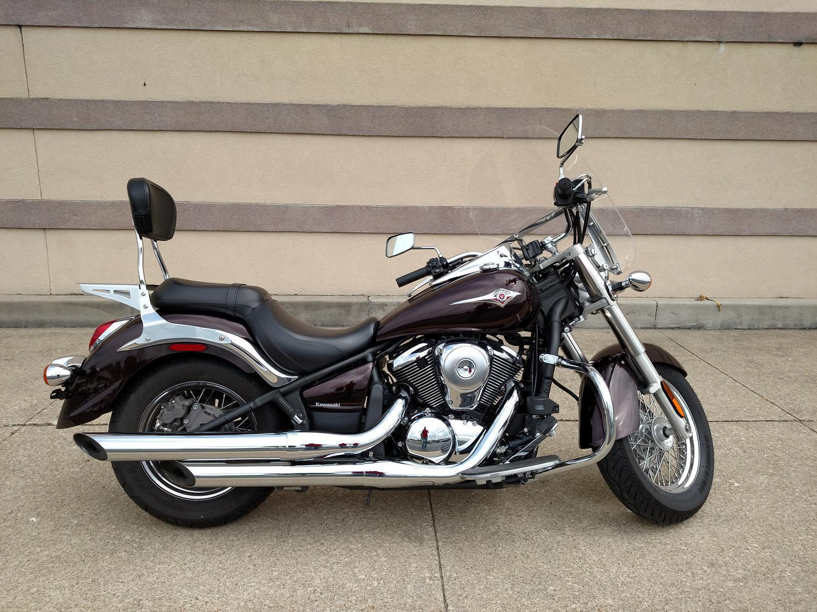 2012 Kawasaki VULCAN 900 CLASSIC for sale in Mansfield, OH. Pony ...