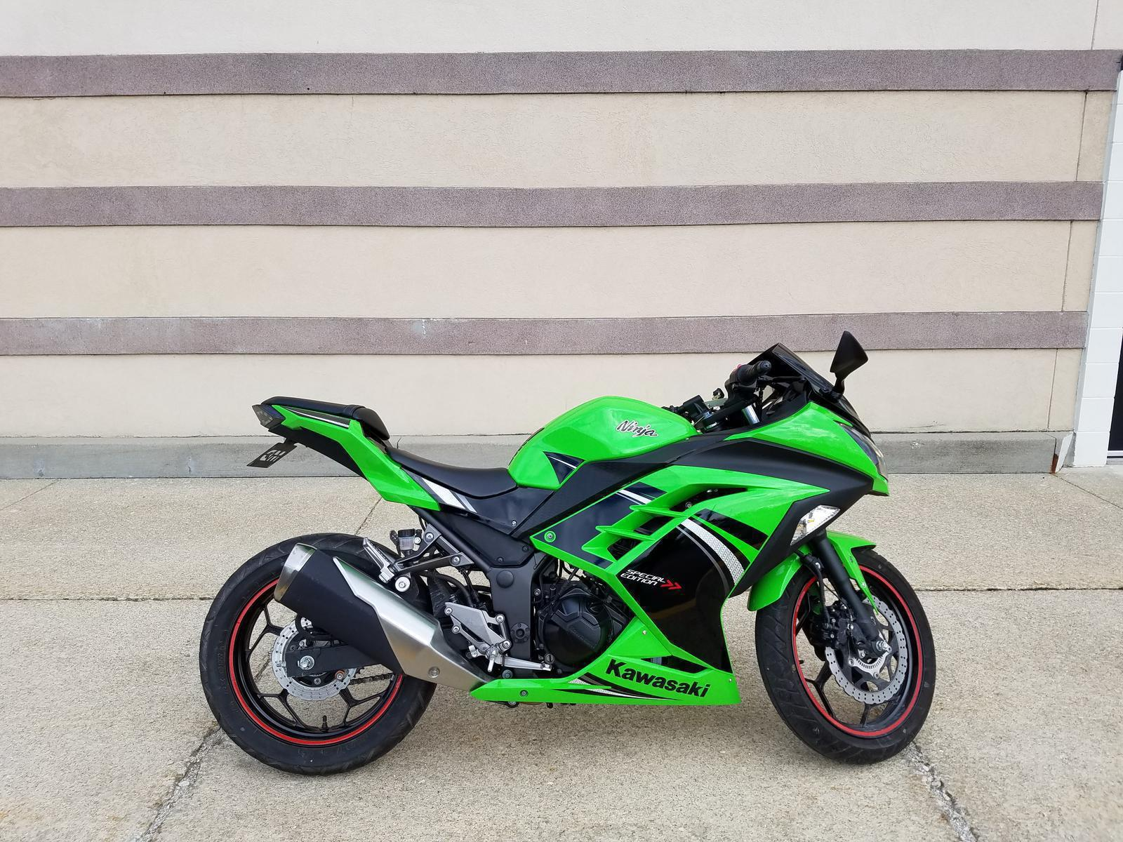 2014 Kawasaki Ninja 300 Abs Se For Sale In Westerville Oh Pony