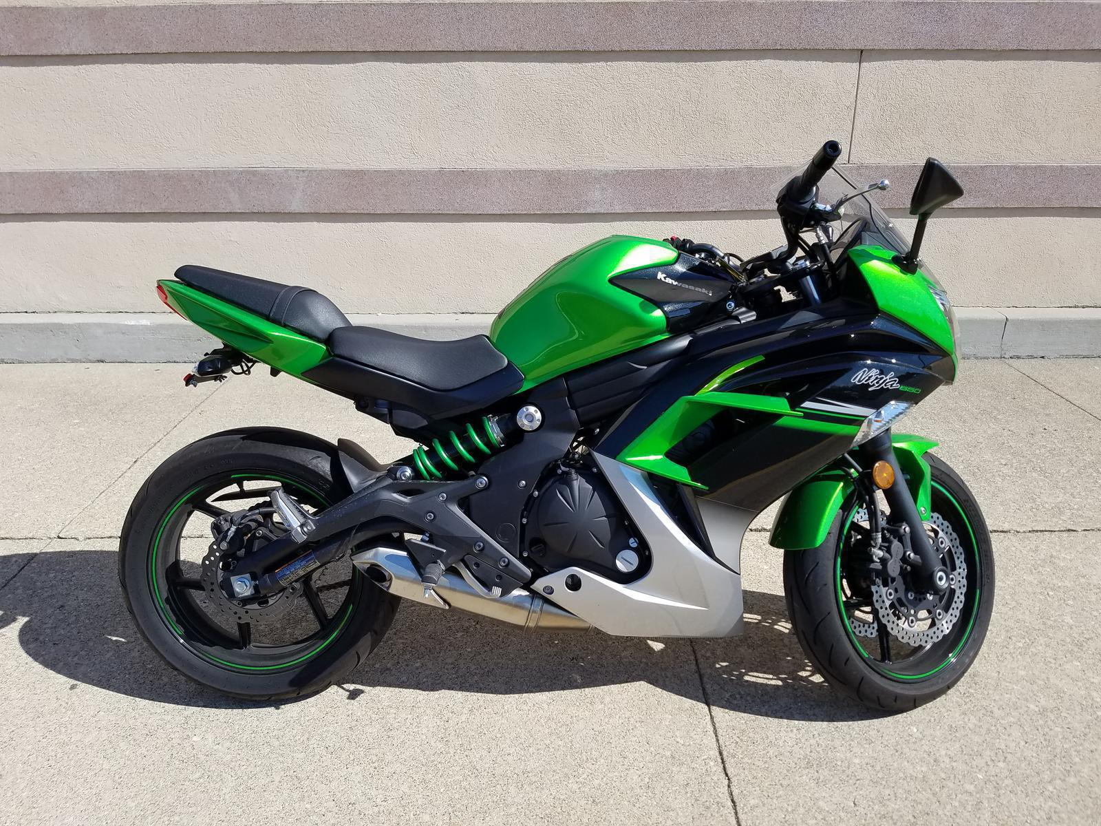 2016 Kawasaki Ninja 650 Abs For Sale In Westerville Oh Pony