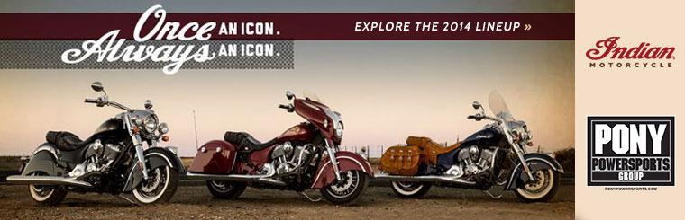 Pony Powersports and Indian Motorcycles