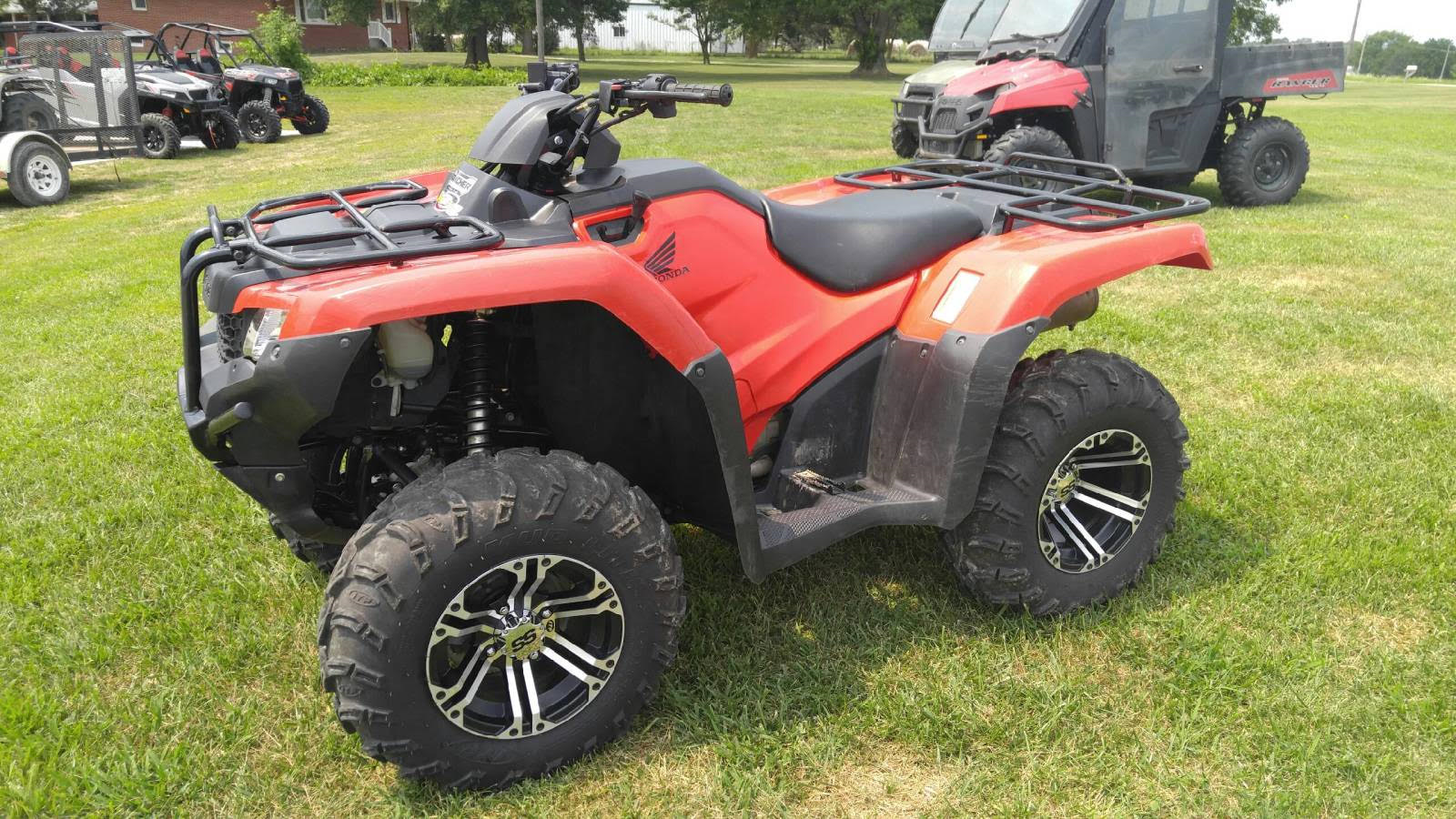 2016 Honda Rancher 420 For Sale In Brookfield Mo Extreme