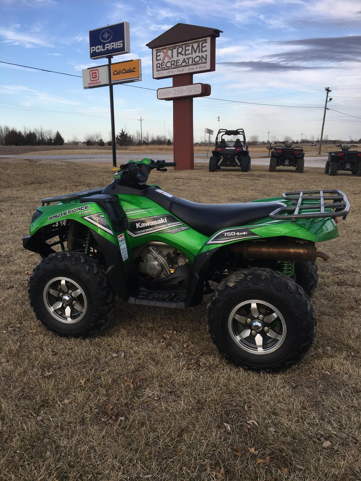 the latest aeadd 462ab 2016 Kawasaki Brute Force® 750 4x4i EPS for sale in Brookfield, MO ...