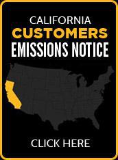 California Customers Emissions Notice