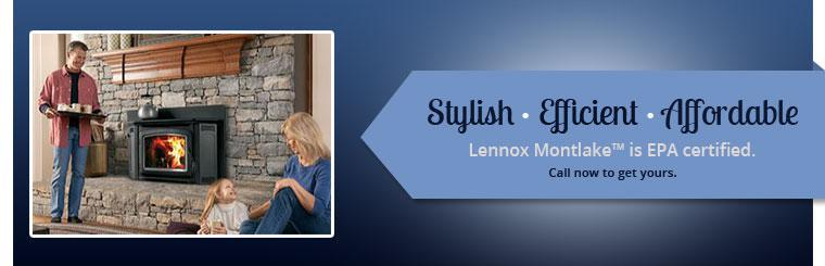 Lennox Montlake™ is EPA certified. Contact us for details.