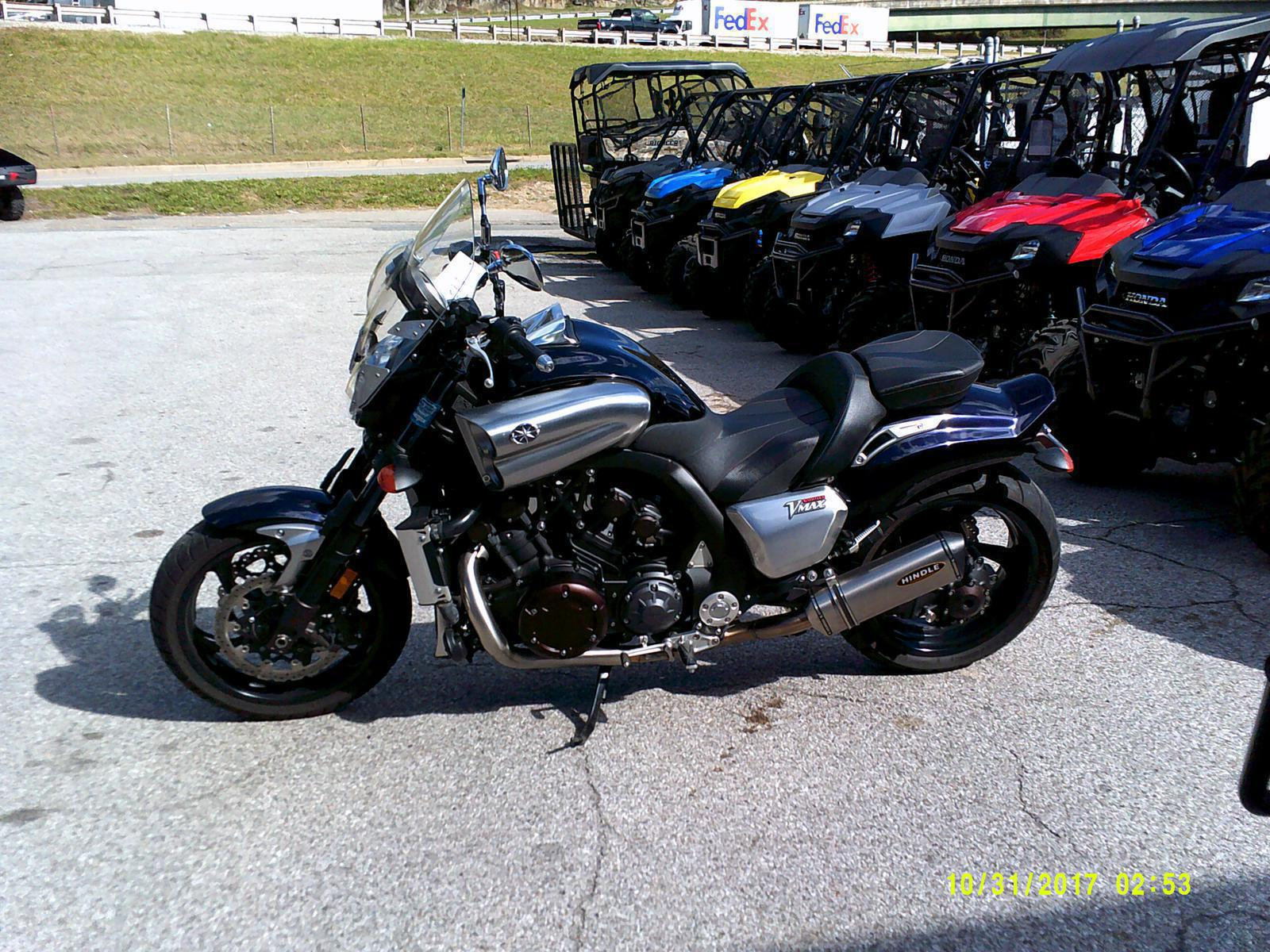 2013 Yamaha VMAX for sale in Charleston WV Dohm Cycles 800