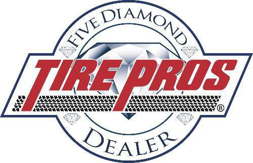 5 Diamond TPs Dealer Logo widget