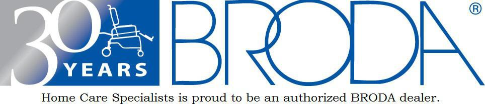 HCS is proud to be an authorized BRODA dealer.