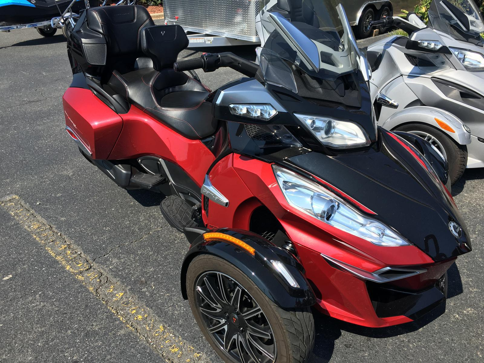 2015 Can Am SPYDER RT S special edition 13 for sale in Matthews NC