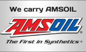 We carry AMSOIL