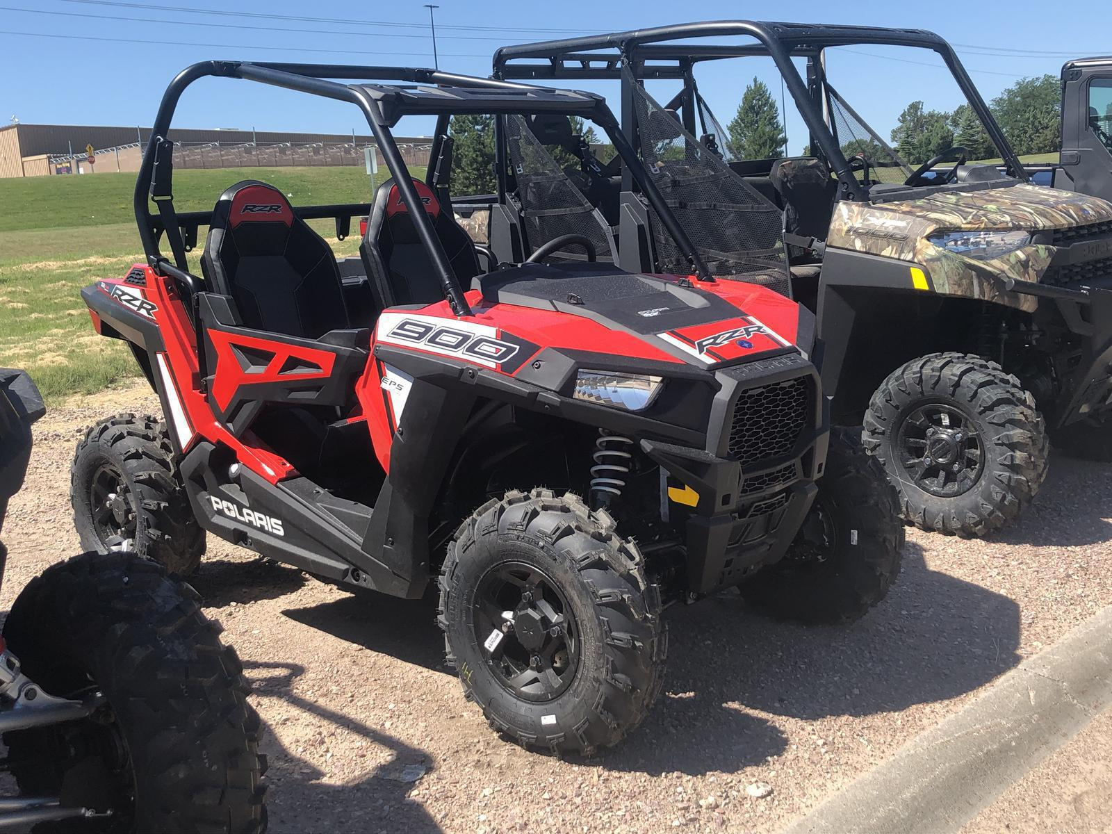 Inventory from Bobcat and Polaris Industries POLARIS OF