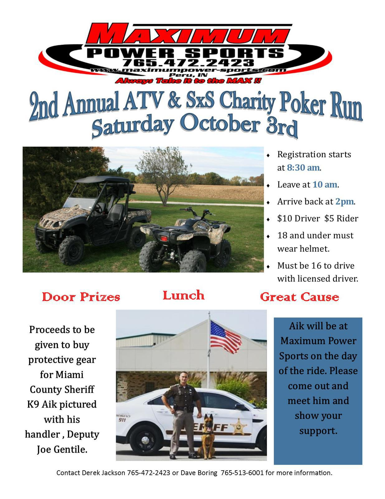 ATV SXS POKER RUN 15