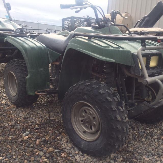 ATV from Polaris Industries and Yamaha Grand Mesa